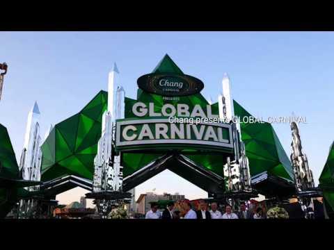 [Chic-Event]Global Carnival 2016 : เมื่อดารามาสวนสนุก!