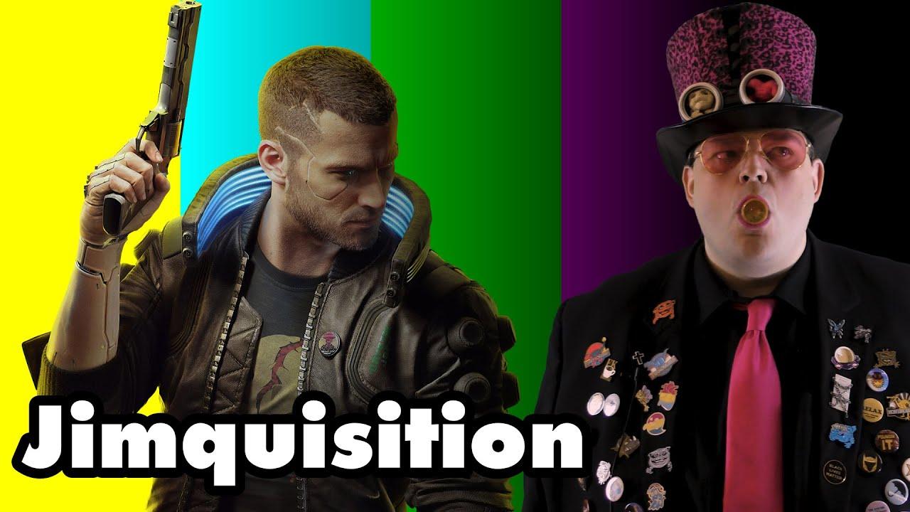 Videogame Discourse: More Broken Than Cyberpunk (The Jimquisition)