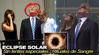 13 Seales INQUIETANTES del ECLIPSE SOLAR 2017 21 Agosto y 23 Septiembre Illuminatis NIBIRU