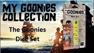My GOONIES collection  #44 - Playing Dice
