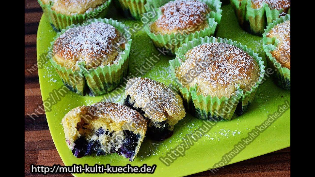 blaubeermuffins blaubeer muffins youtube