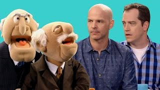 The Muppets Destroy the Key of Awesome guys!