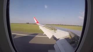 Trip Report   Austrian Airlines   Boeing 767-300ER   Miami - Vienna  [Full HD]
