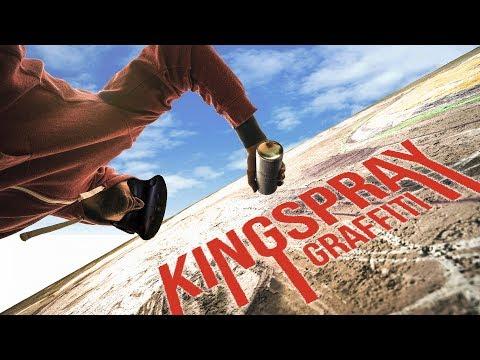 Kingspray VR - Multiplayer Graffiti Pictionary Challenge! - Kingspray VR Gameplay (HTC Vive)