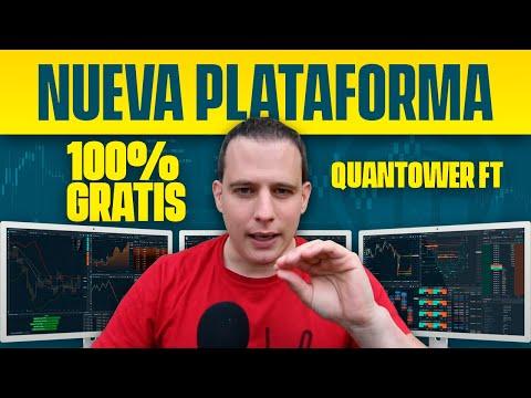 Nueva plataforma gratis para trading: Quantower FT