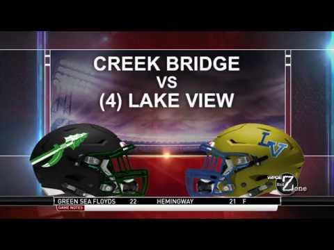 CREEK BRIDGE VS LAKE VIEW