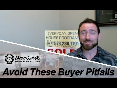 Adam Stark Home Selling Team: Avoid These Buyer Pitfalls