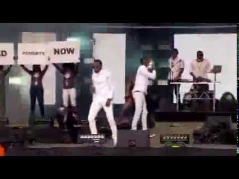 D'Banj Performs at Global Citizens Earth Day 2015 in Washington D.C