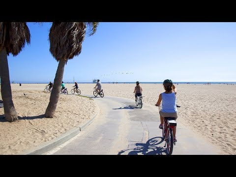 Electric Bicycle Tour of Santa Monica and Venice Beach