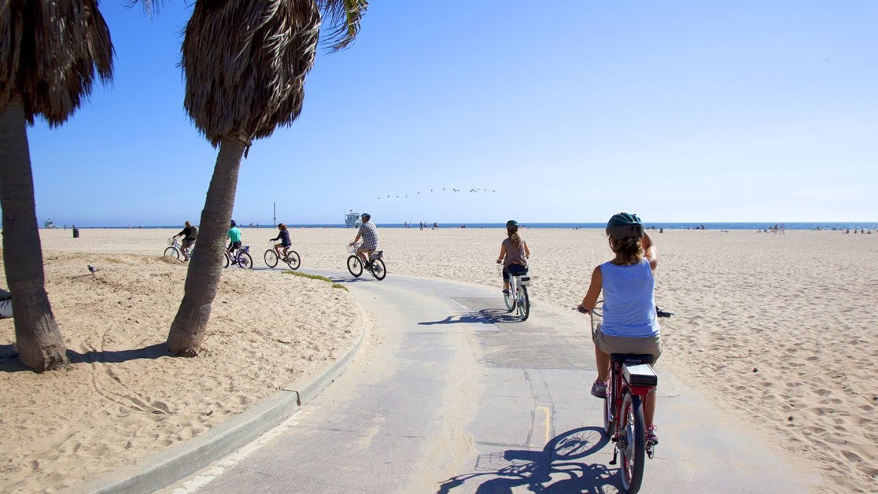 Santamonica Electricbicycletour Thingstodo