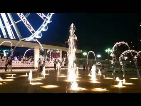 Musical Fountain#Sharjah#Kanat Al Qasba