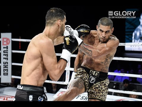 GLORY 55 New York: Rewind Show