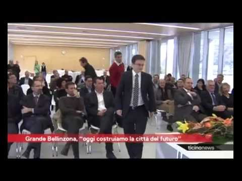 Aggregazione Dell'agglomerato Di Bellinzona Al Via!