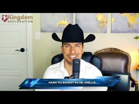 How to invest in oil wells - a simple guide to investing in Oil Gas Wells