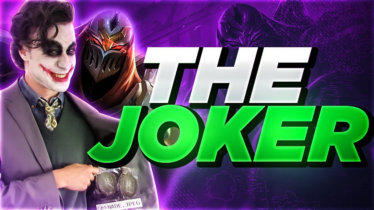 Ll Stylish The Joker Plays League Of Legends Halloween Stream