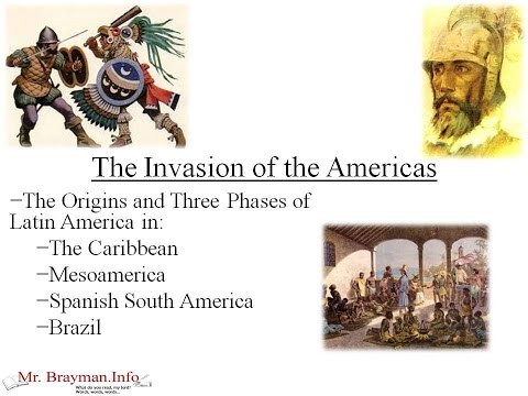 Latin America Lesson