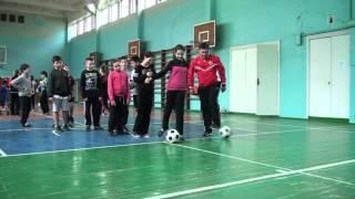 Зіркові уроки футболу. Кіровоград 20.04.2016