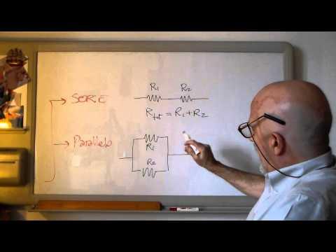 EmagnC4 - Correnti Elettriche: Serie e Parallelo