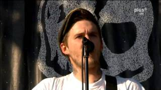 The Gaslight Anthem - We Came To Dance (live @ Rock Am Ring 2011)