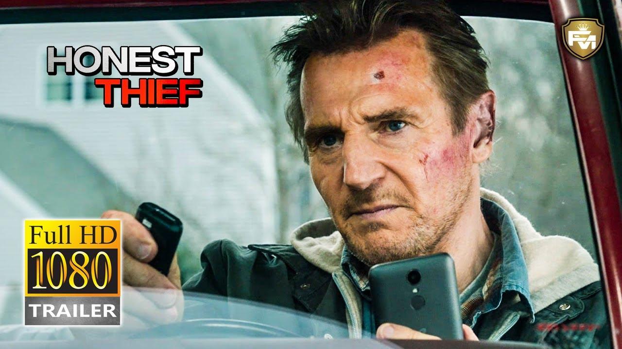 Download HONEST THIEF Official UK Trailer HD (2020) Liam Neeson, Jai Courtney Movie