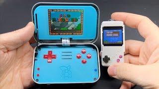 TinyPi - ridiculously tiny gaming handheld!