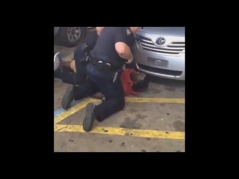 VIDEO: Black Man Selling CDs Shot & Killed By Cops