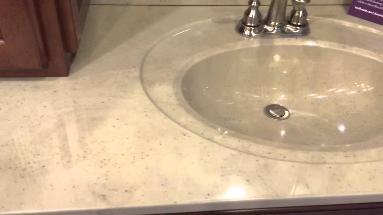 Painting Cultured Marble Sink Cultured Marble Vanity Top Youtube