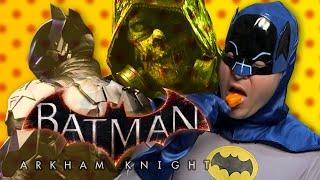 Batman: Arkham Knight - Hot Pepper Game Review ft. Greg Miller (Kinda Funny)