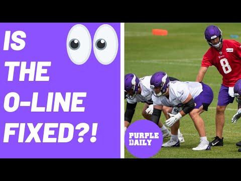 5 Minnesota Vikings training camp storylines