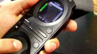 CES 2009 - updated Tonium Pacemaker with auto beatmatch function