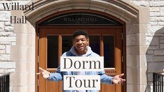 Northwestern University Dorm Tour | Willard Hall