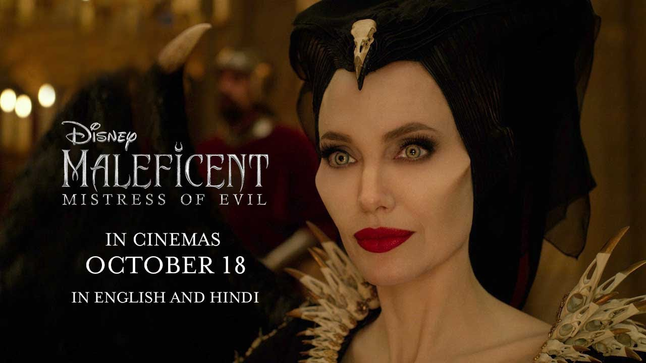 English Movie Maleficent Mistress Of Evil Trailer Bookmyshow