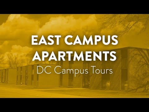 East Campus Apartments | Dordt Campus Tours