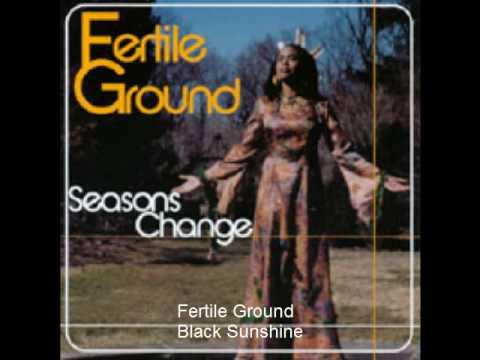 Fertile Ground - Black Sunshine