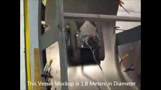 ICM in Vessel Mockup