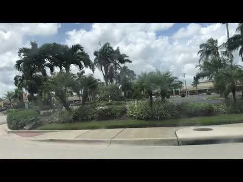 US 1 Stuart, Florida  before Hurricane Irma 9/8/17 Stuart Fl