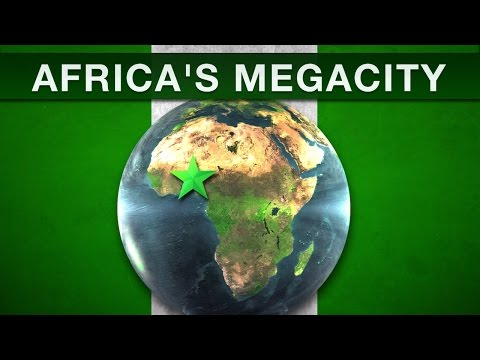 Africa's MEGACITY: Future MEGAPROJECTS