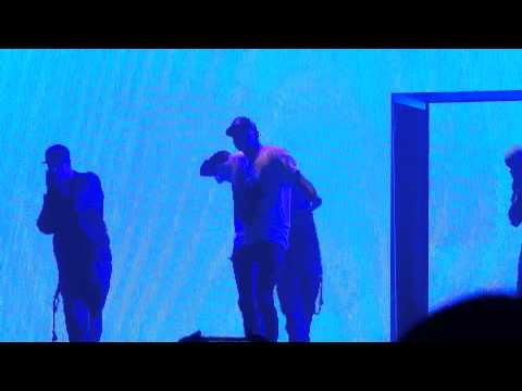 Chris Brown - Lil Bit [Choreography] (BTS Tour Chicago)