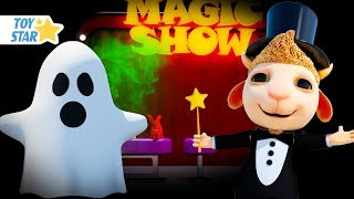New 3D Cartoon For Kids ¦ Dolly And Friends ¦ Johny & Ghost