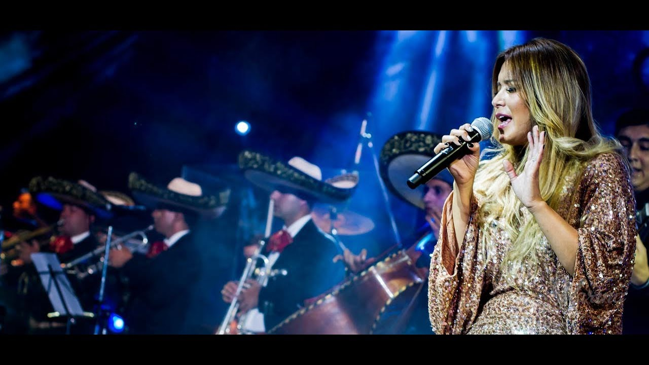 Karina En Vivo Luna Park 2015 Show Completo Youtube