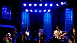 Playing for Change Live  | Brazil 15/06/2011 | ONE LOVE