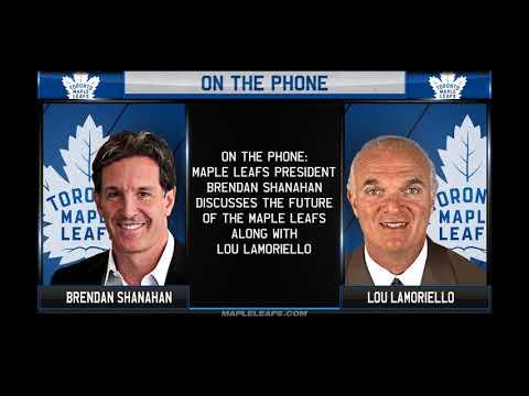 Brendan Shanahan &  Lou Lamoriello Conference Call - April 30, 2018