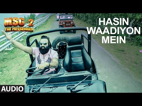Hasin Waadiyon Mein FULL AUDIO Song | MSG-2 The Messenger | T-Series