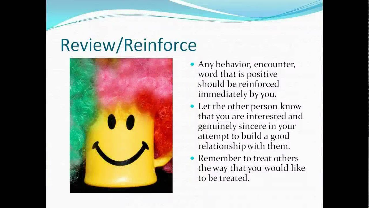 how to build positive relationship with Students and teacher need to develop positive and trusting relationships in an effective classroom it is also critical that all students, especially english-language learners, develop trusting and enriching relationships with each otherthere are many activities which can be used for both introductory purposes and throughout the year to build and maintain positive relationships in the classroom.