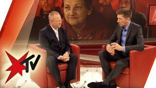 Familie Ritter aus Köthen: CDU-Stadtrat Heeg im Gespräch - Der ganze Talk | stern TV (04.10.2017)