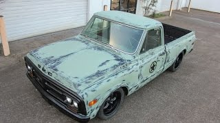 1970 GMC / Chevy Military Tribute C10