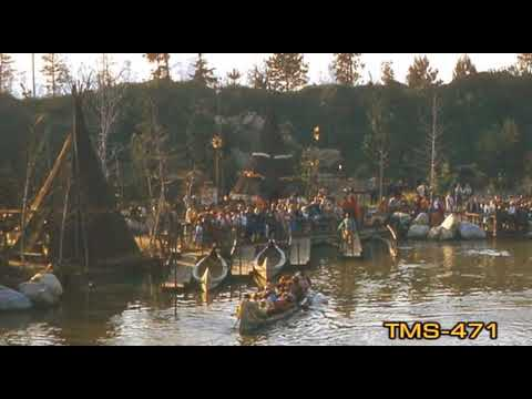 Youtube Indian War Canoes