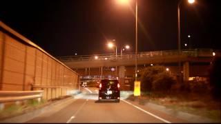国道17号バイパス宮前インターチェンジ R16下り→ 上尾道路(R17)下り