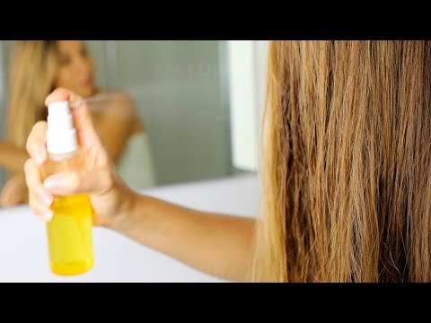 Make Your Own Natural Hair Conditioner With Only 2 Ingredients