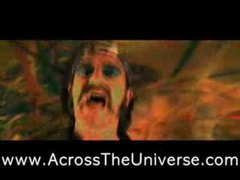 Across The Universe film clip
